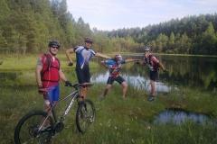 Kto powie co to za jezioro? 14 czerwca 2011