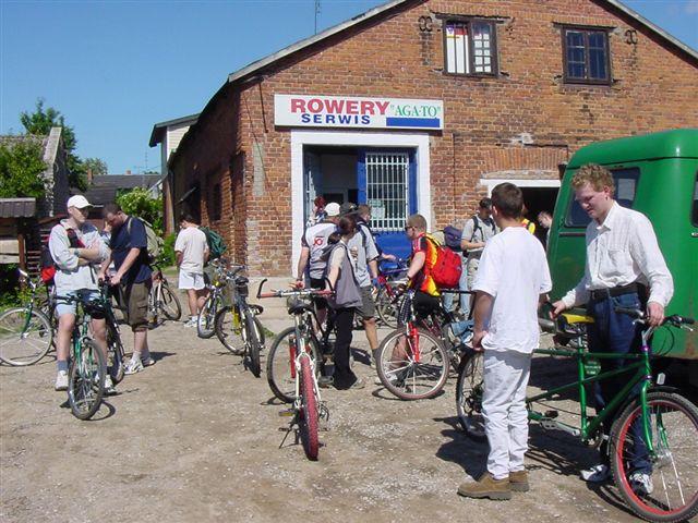Klub rowerowy